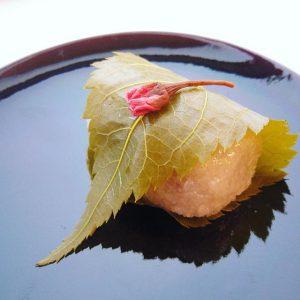 さくら餅(道明寺)