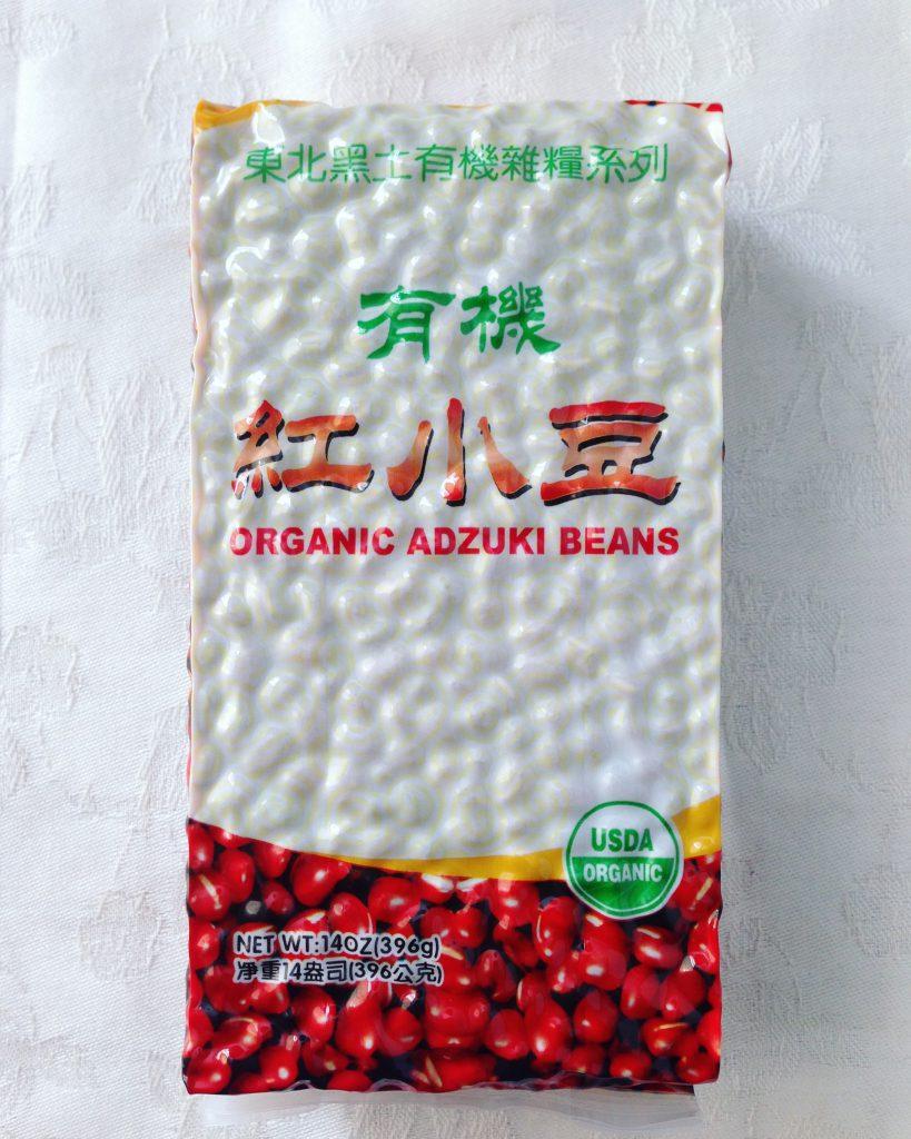 有機紅小豆