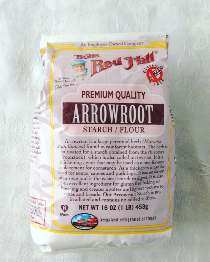 Arrow Root 葛粉