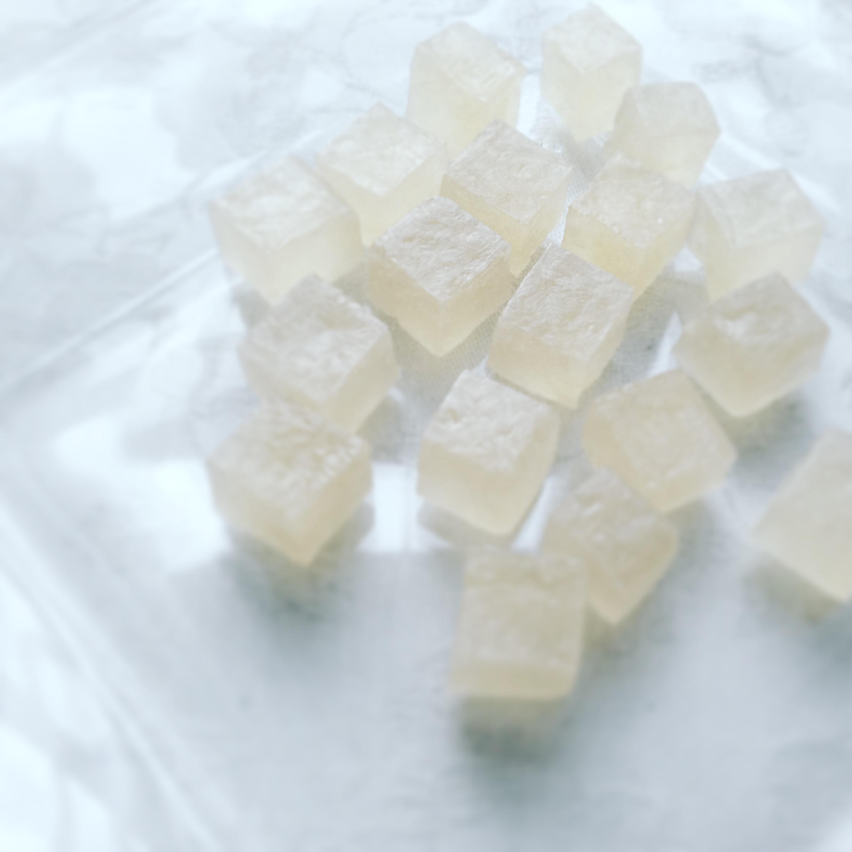 甘酒の琥珀糖