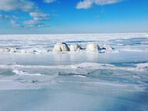 Lake Erie エリー湖