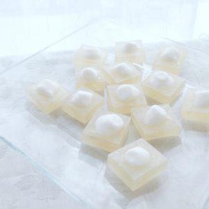 Drift Ice 流氷の琥珀糖