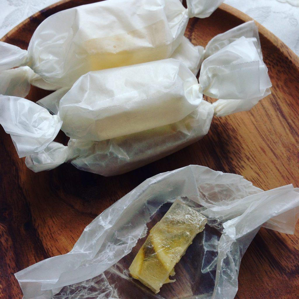 琥珀糖のレシピ・作り方 早く仕上げたい時のアイディア