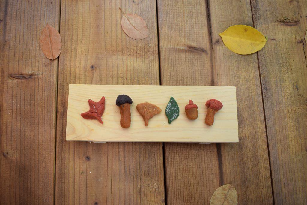 秋の実り-洲浜(すはま)