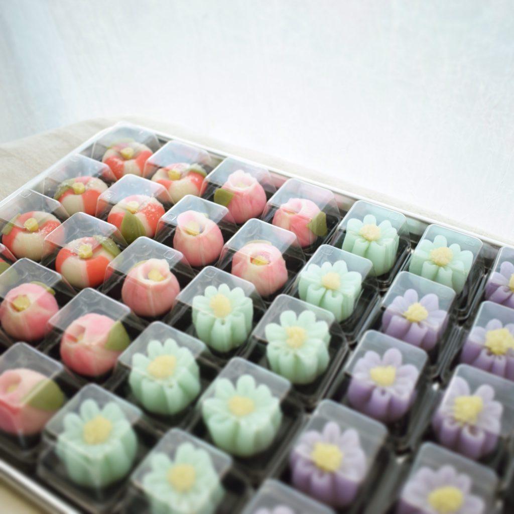 和菓子のオーダーメイド