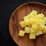 Lemon Mochi Rice Cakes もち
