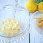 Organic Lemon Peel Jelly Candy